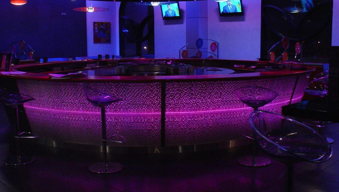 Jeddah Coffee Bar, Saudi Arabia 1