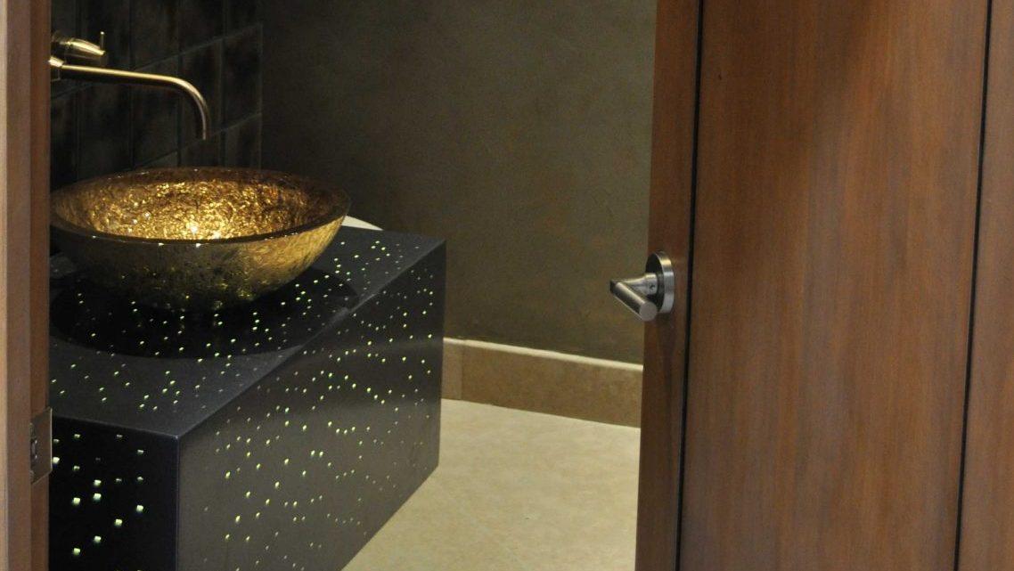 Private Residence: Illuminated Vanity 2