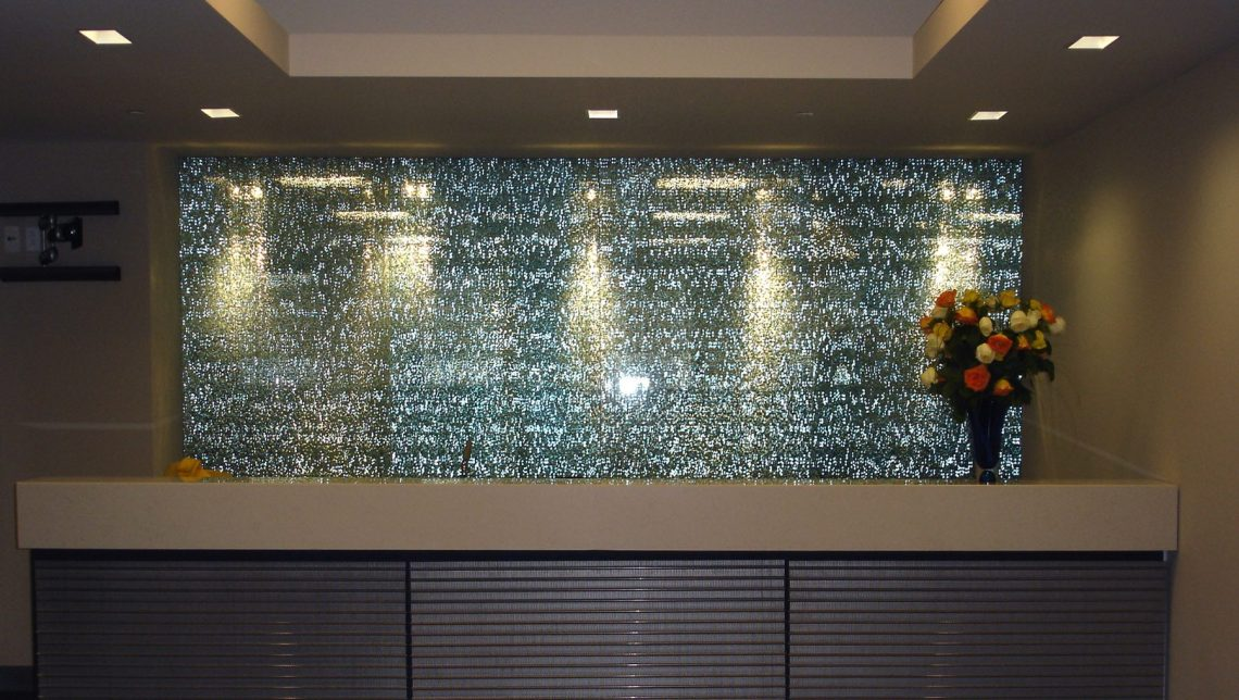 Standard Chartered Bank Feature Wall 0