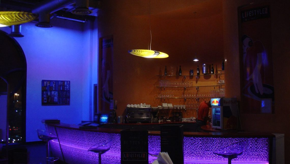 Jeddah Coffee Bar, Saudi Arabia 2