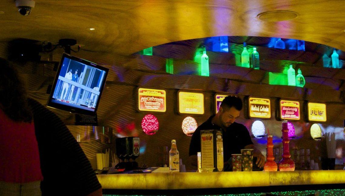 Numb Bar, Harrah's Las Vegas 1