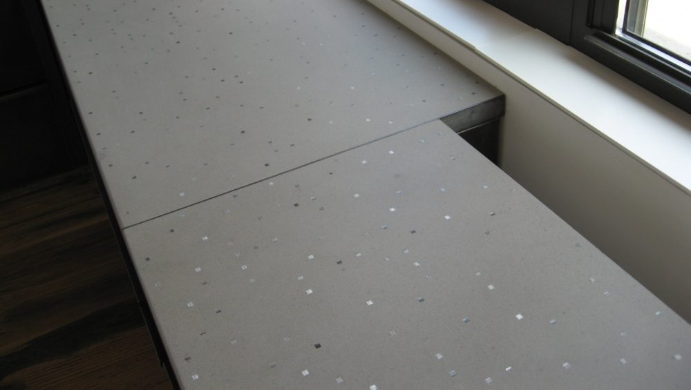 Sensitile Terrazzo work counters 1