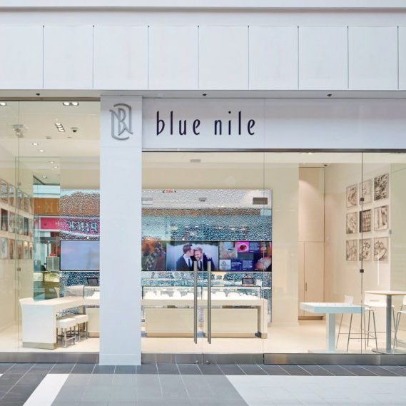 Blue Nile Jewelry Stores