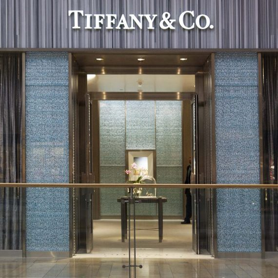 Tiffany & Co., Las Vegas