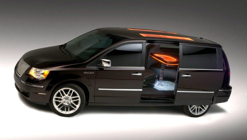"Chrysler ""Blackjack"" Concept Vehicle 0"