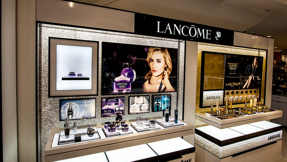Lancôme Absolue Bar, Various Locations 1
