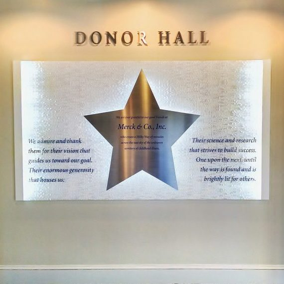 National Institutes of Health (NIH): Donor Wall