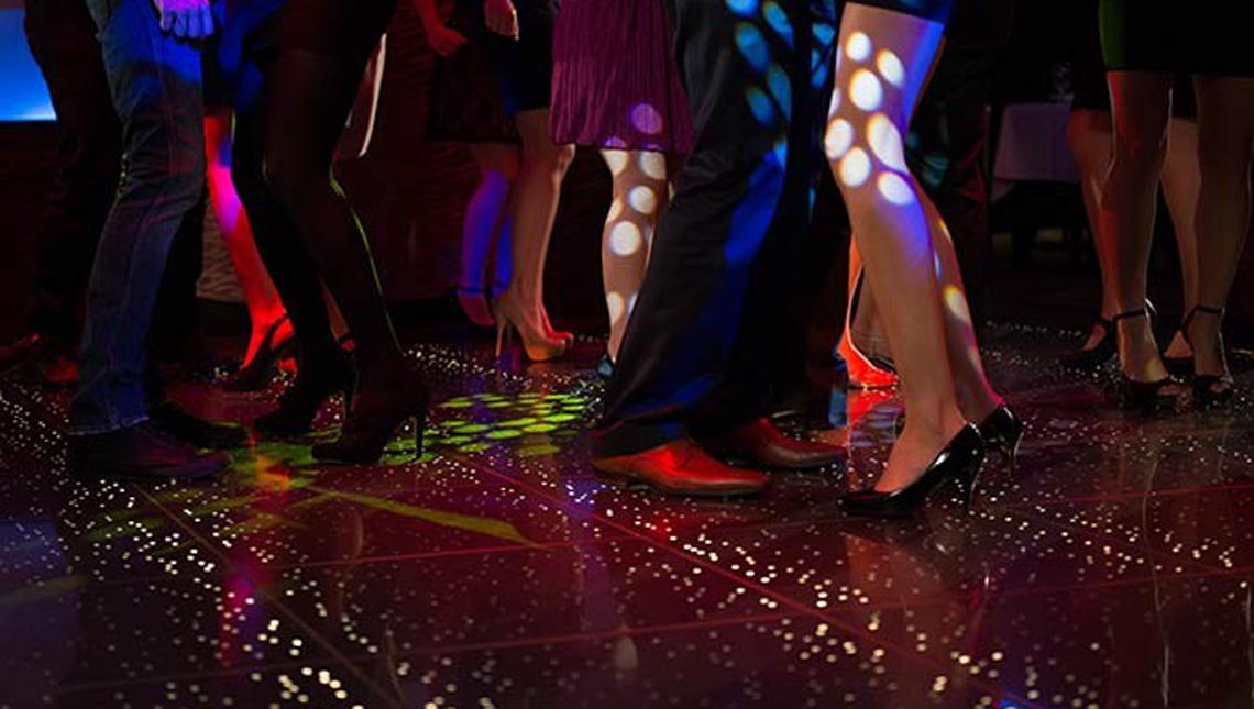 Odyssey Cruise Ship: Dance Floor 0