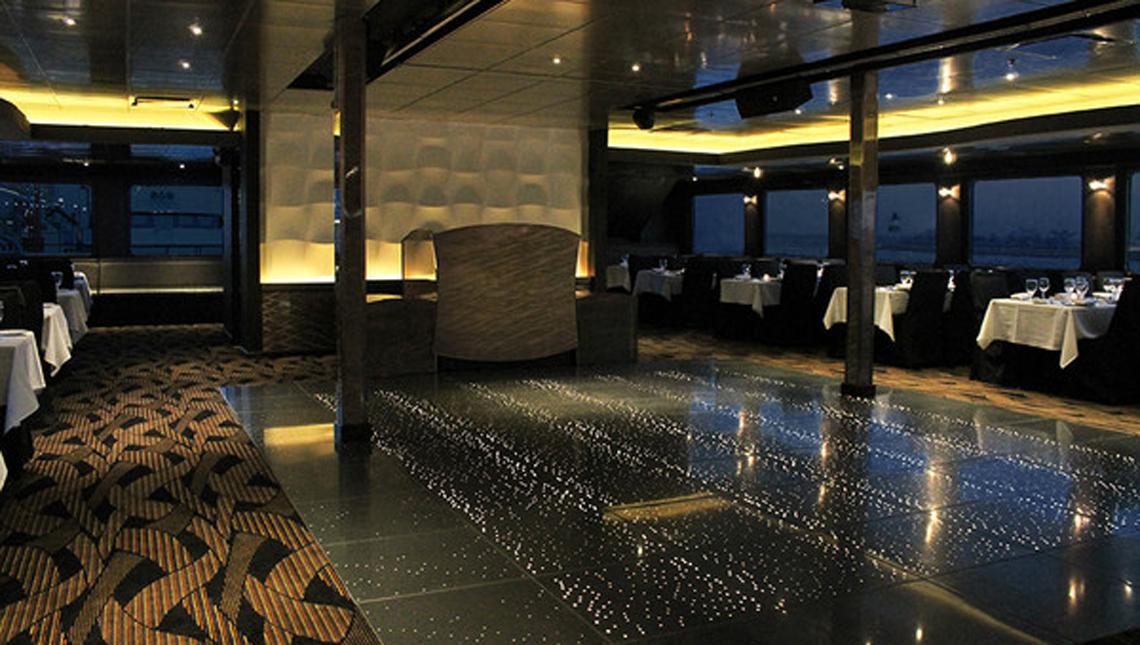 Odyssey Cruise Ship: Dance Floor 3