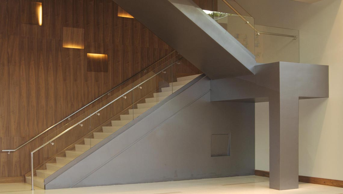 Aria Hotel and Convention Center: Stairs 5