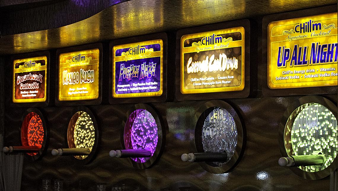 Chill'm Bar, Tropicana Hotel 0