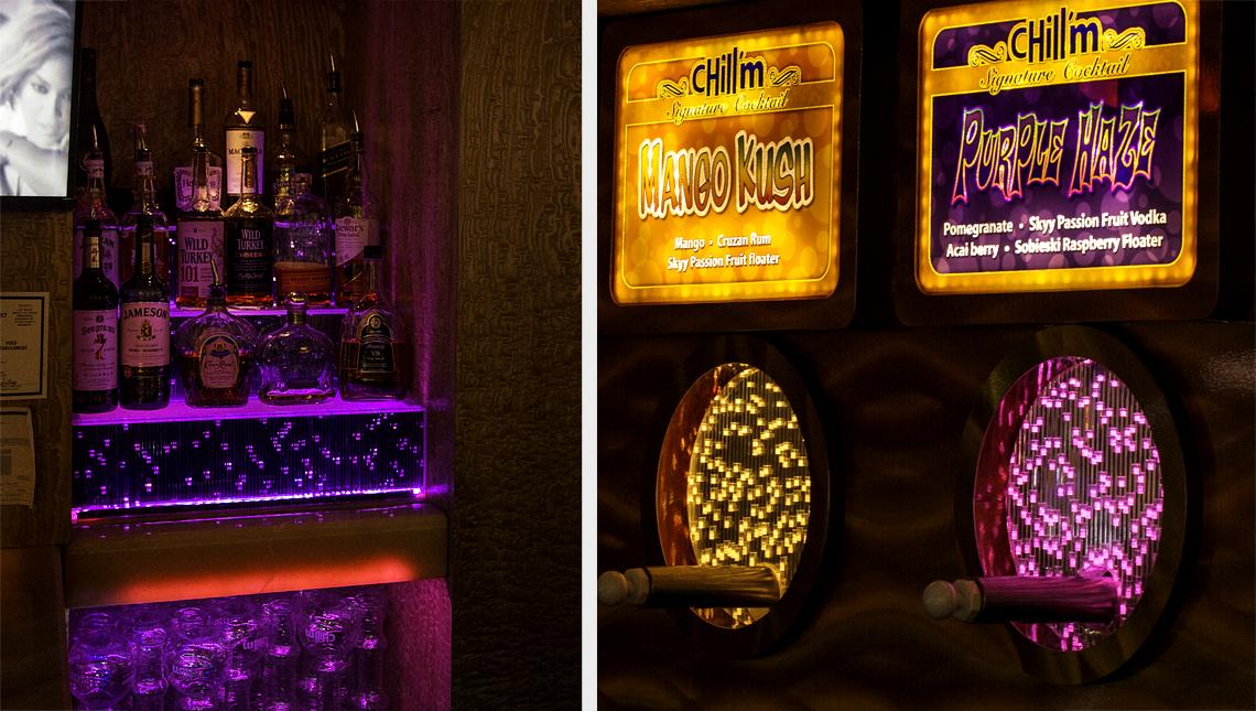 Chill'm Bar, Tropicana Hotel 1