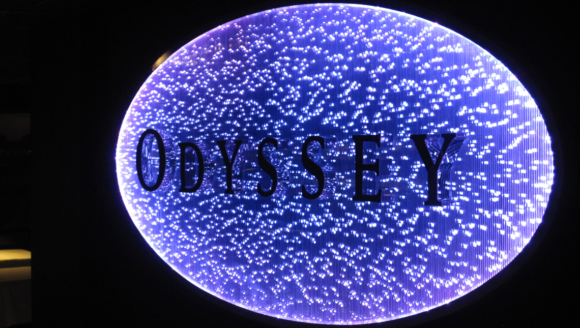 Odyssey Cruise Ship: Sign 2