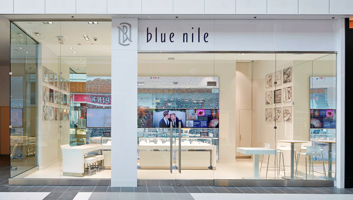 Blue Nile Jewelry Stores 0