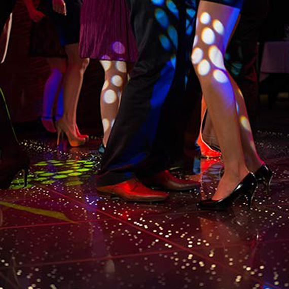 Odyssey Cruise Ship: Dance Floor Image