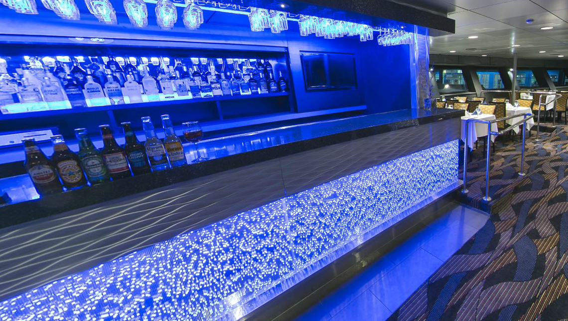 Spirit Cruises Odyssey – Bar Face (New York & New Jersey) 4