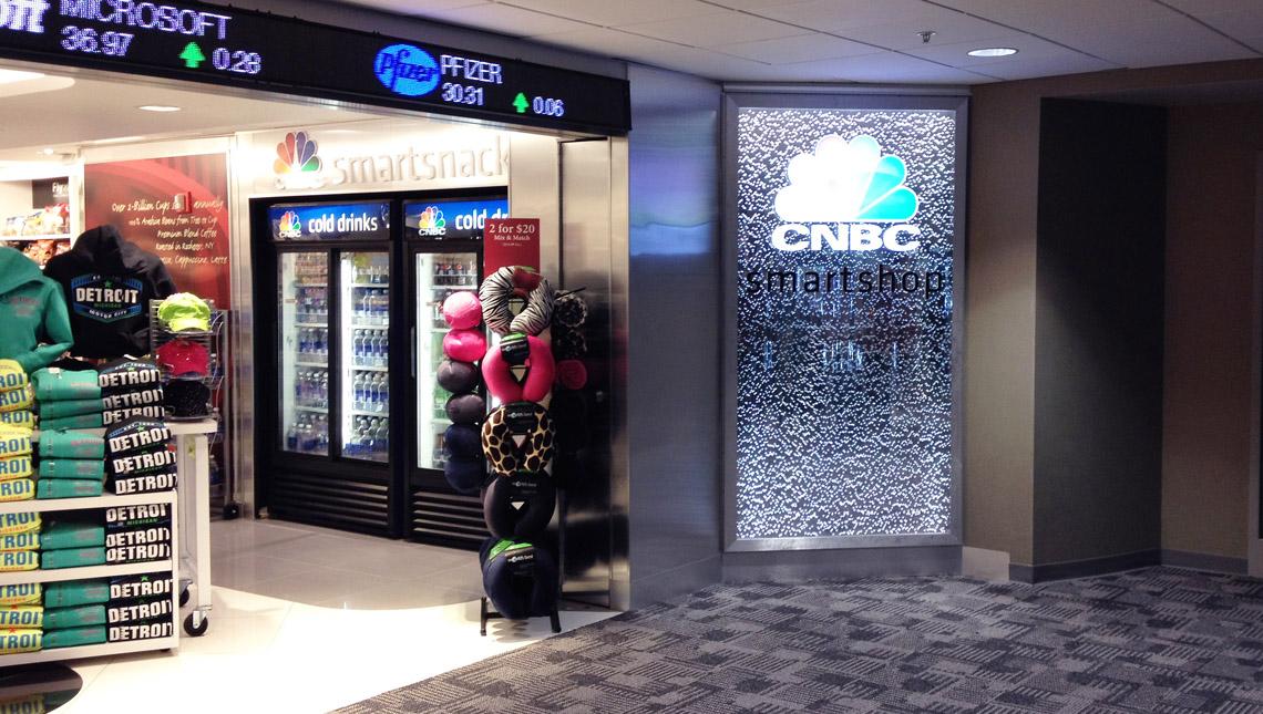 CNBC Smartshop: Lumina 0