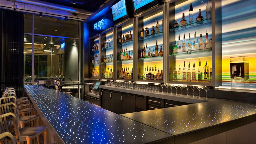 Aloft Hotels, w xyz bar Gen 1 3