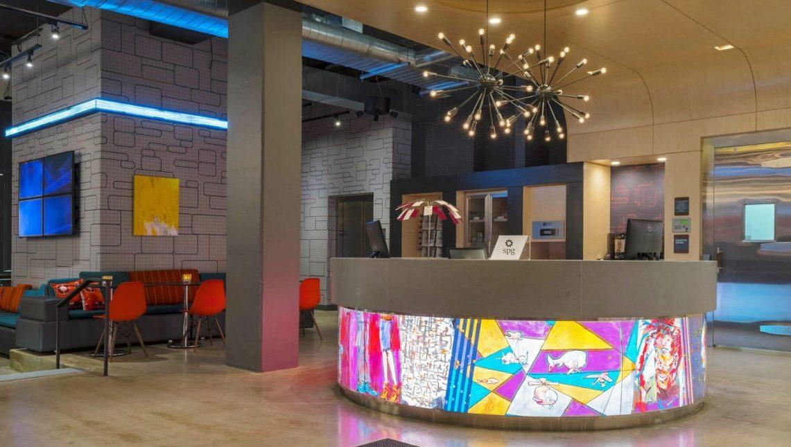Aloft Hotels, Front Desk 3