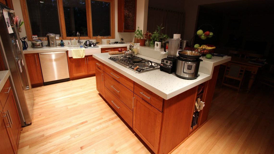 Private Residence: Kitchen Countertop 0