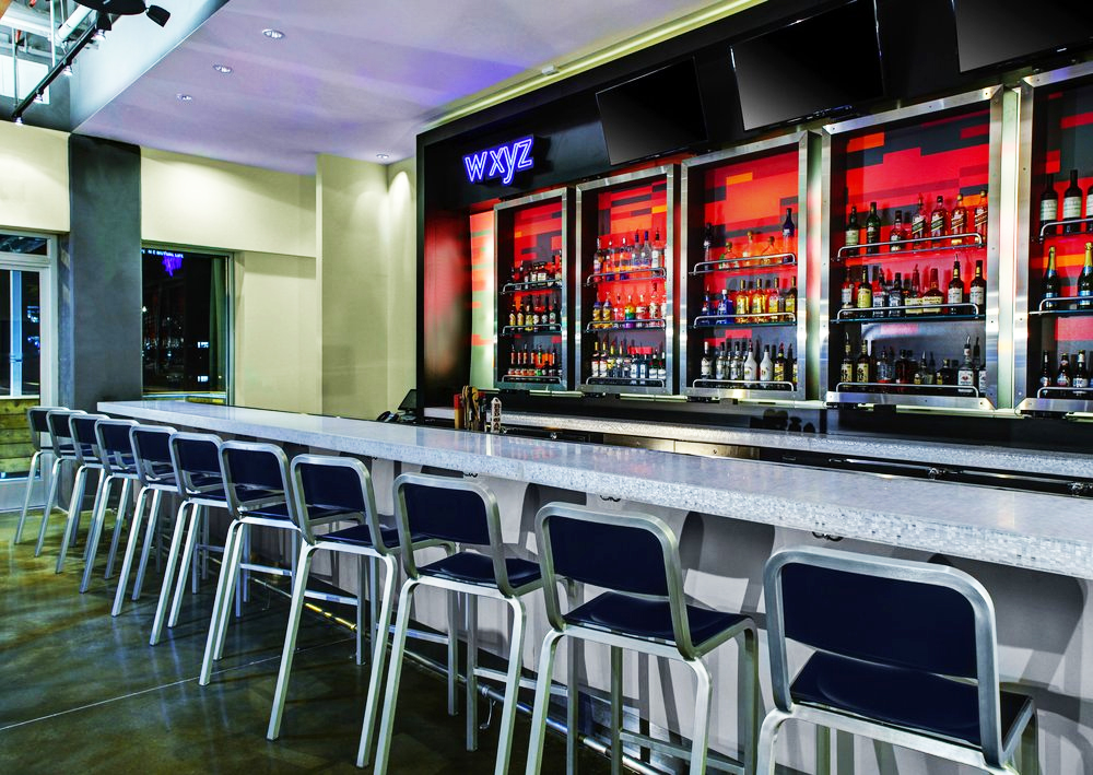 Aloft Hotels, w xyz bar Gen 2 7