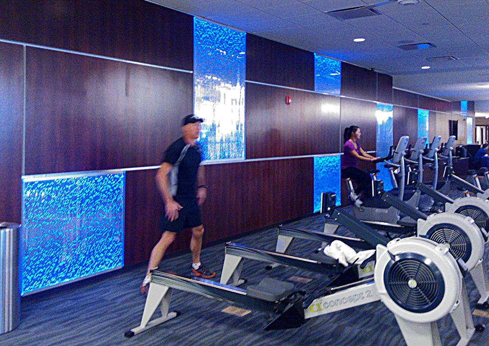 HUMC Fitness, Maywood, NJ 0