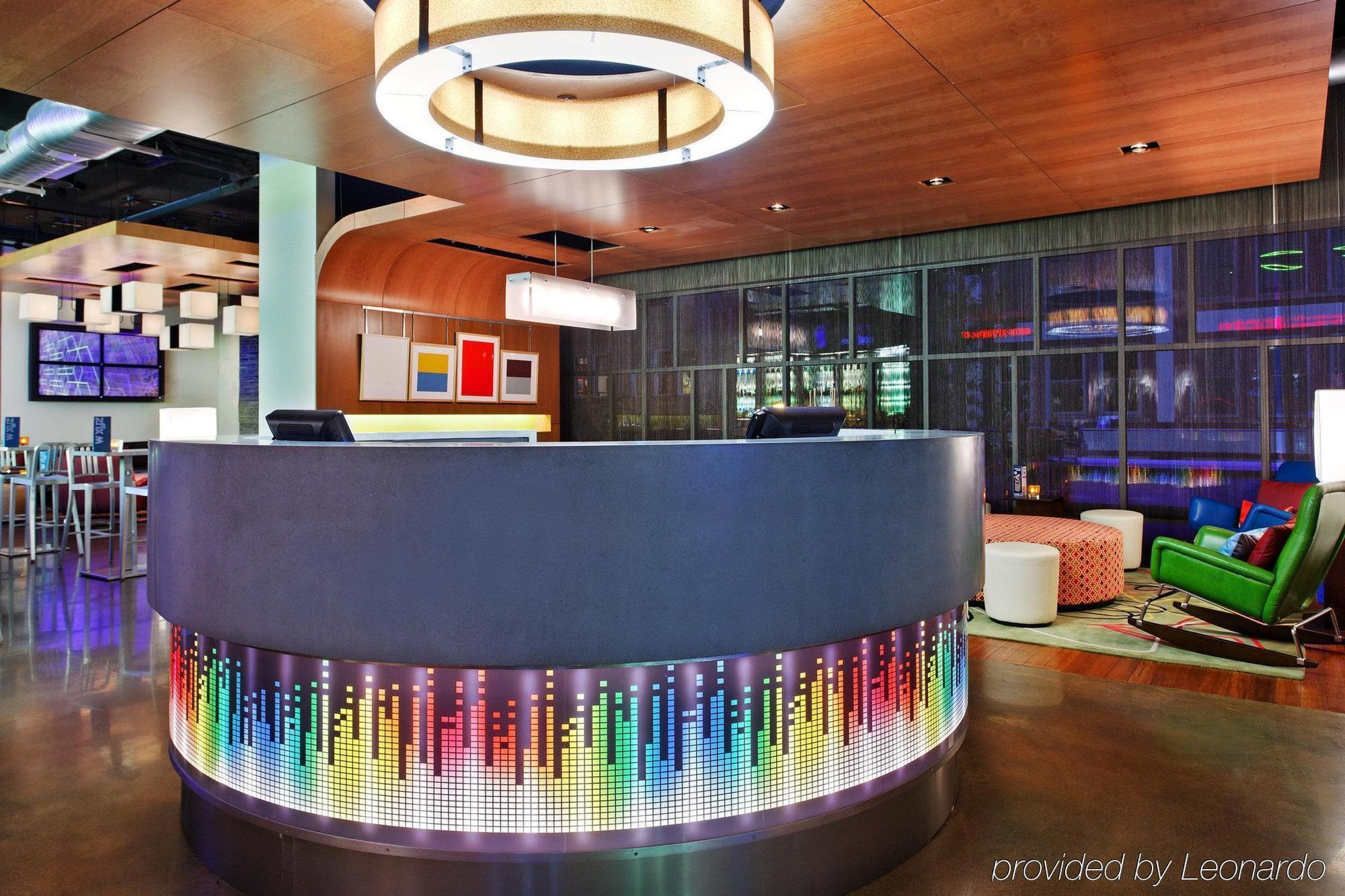 Aloft Hotels, Front Desk 0