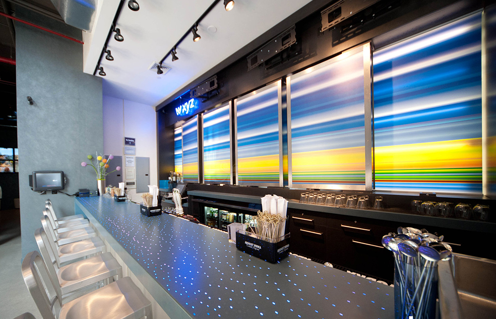 Aloft Hotels, w xyz bar Gen 1 0