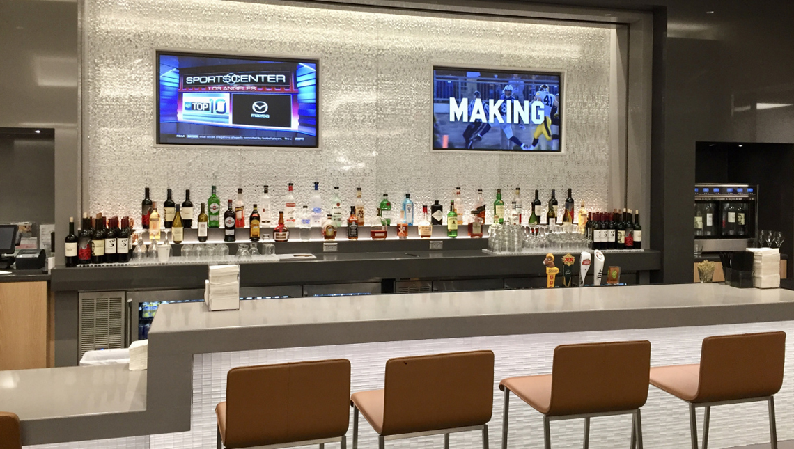 American Airlines, Admirals Clubs 9