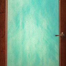Jali Maize: Zari Dawn Door Panel