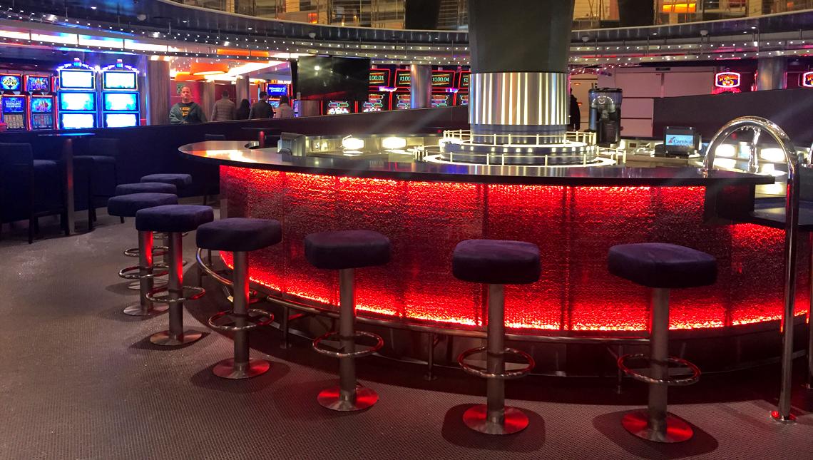 Carnival Cruise Vista Casino Bar 0