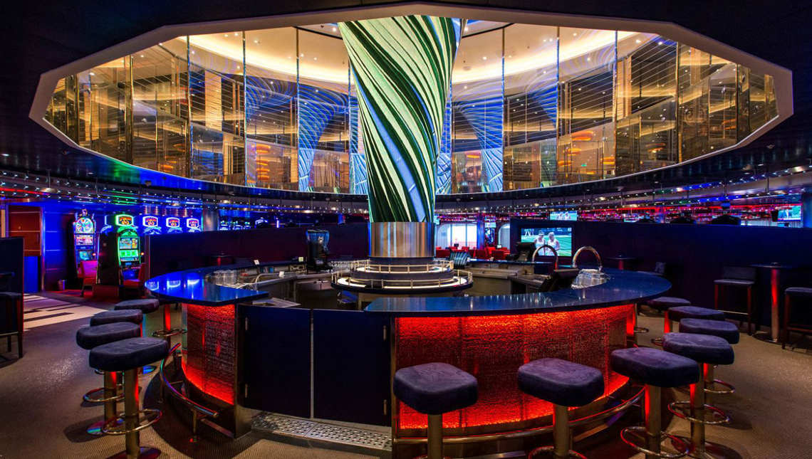Carnival Cruise Vista Casino Bar