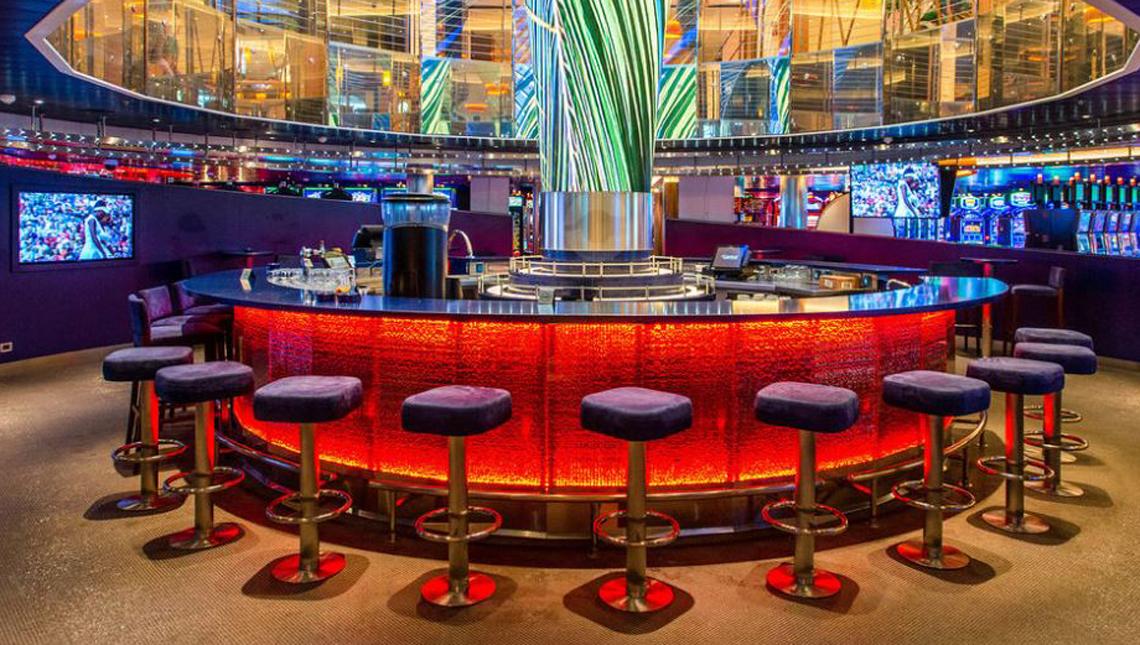Carnival Cruise Vista Casino Bar 1