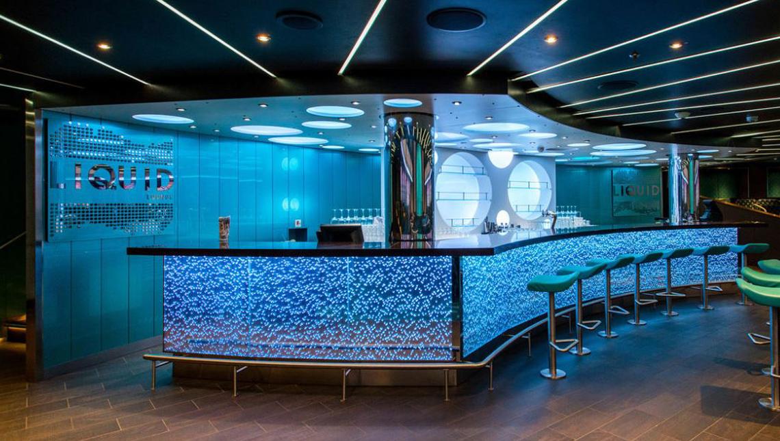 Carnival Vista: Liquid Lounge 0