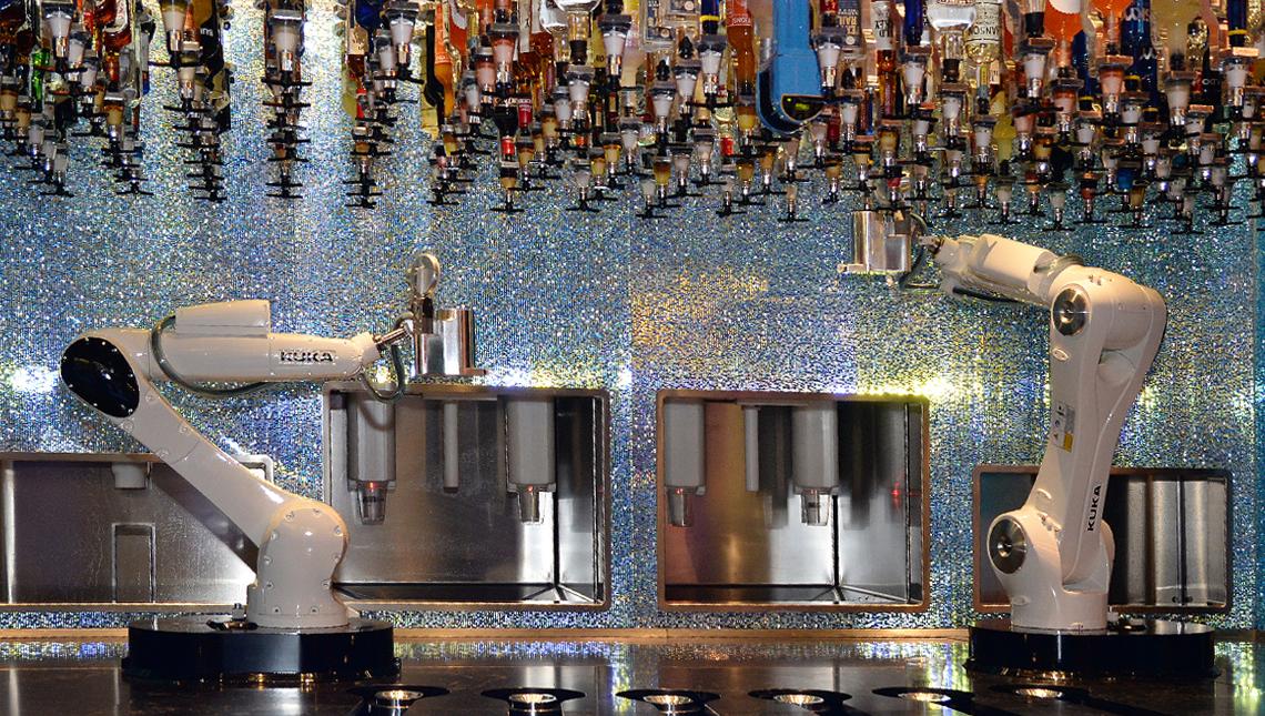 Tipsy Robot Bar- Las Vegas 0