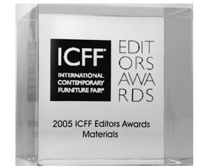 2005 ICFF Editors Award