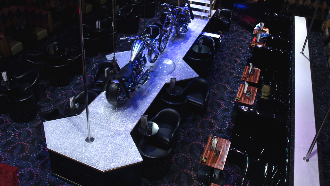 Penthouse Club Detroit 6