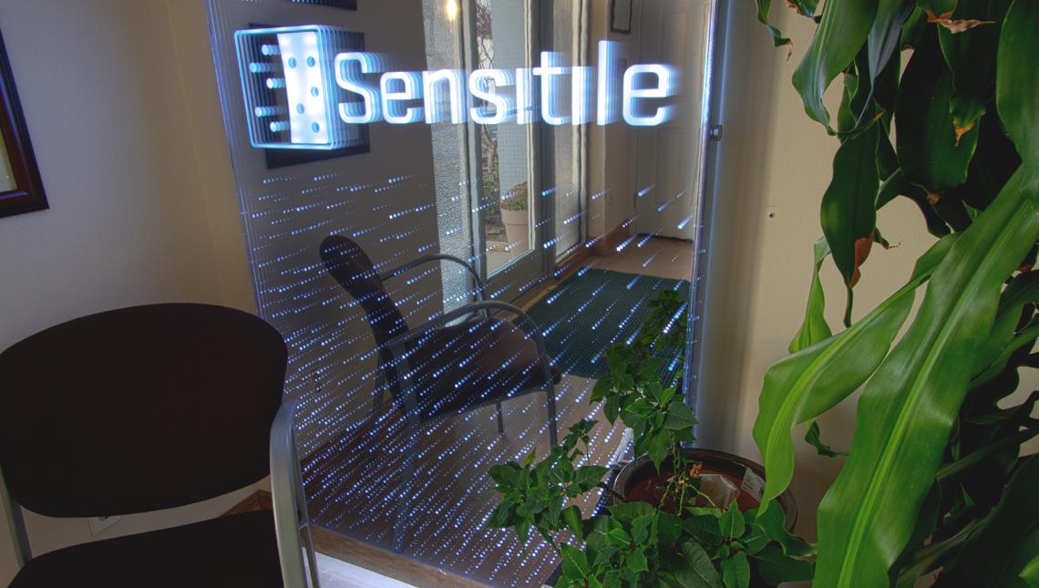 Office Vestibule Celeste Wall 2
