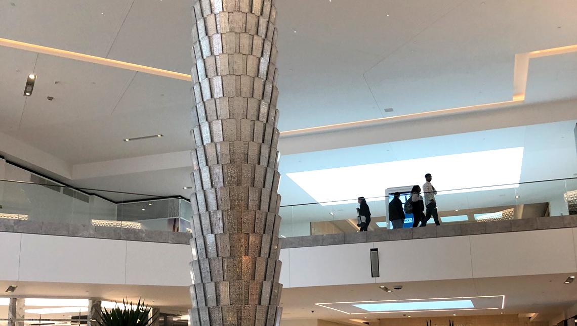 Scottsdale Mall Column 2