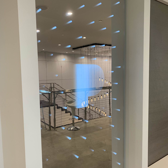 Pandora Celeste Wall