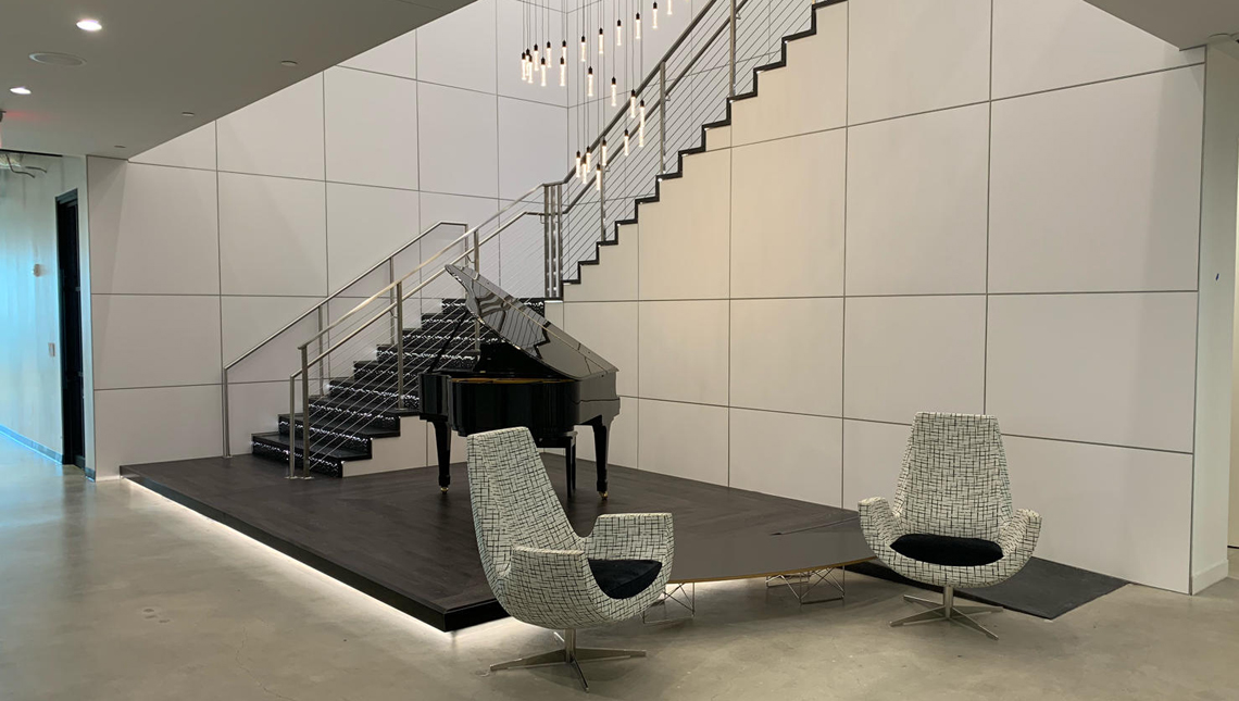 Pandora Terrazzo Lumina Stairs 1