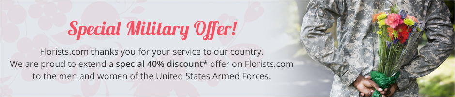 Special Military Offer!