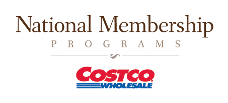 Costco Wholesale National Membership Programs
