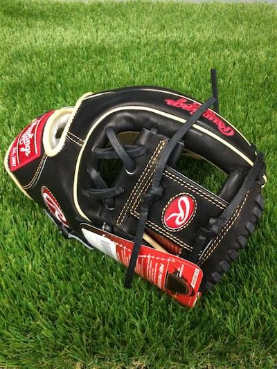 I web baseball glove