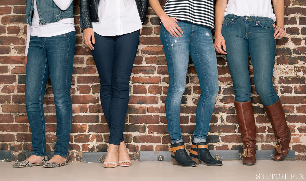 What shoes do I wear with skinny jeans? | Stitch Fix Style