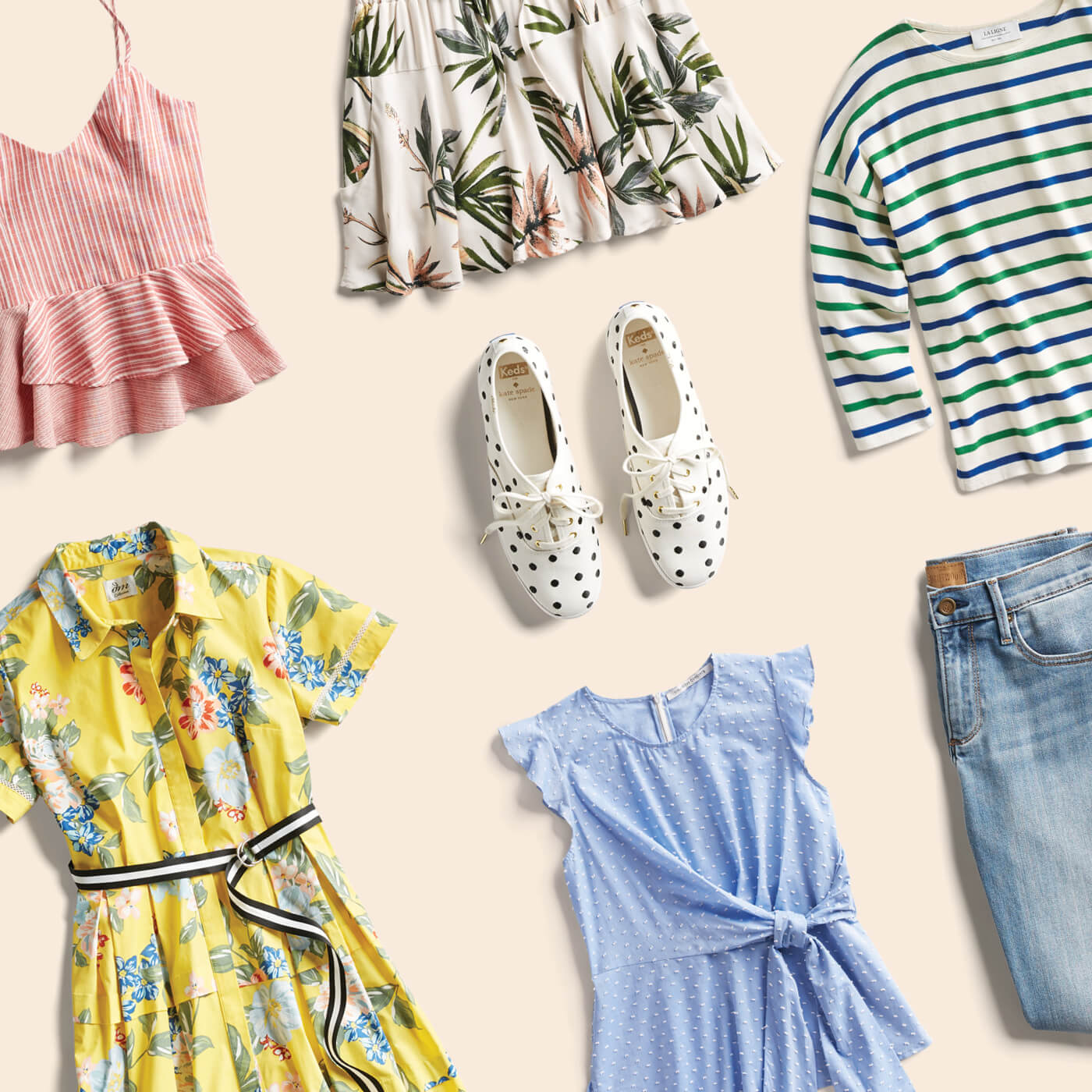 5f21607d26d How to Wear Prints This Spring!