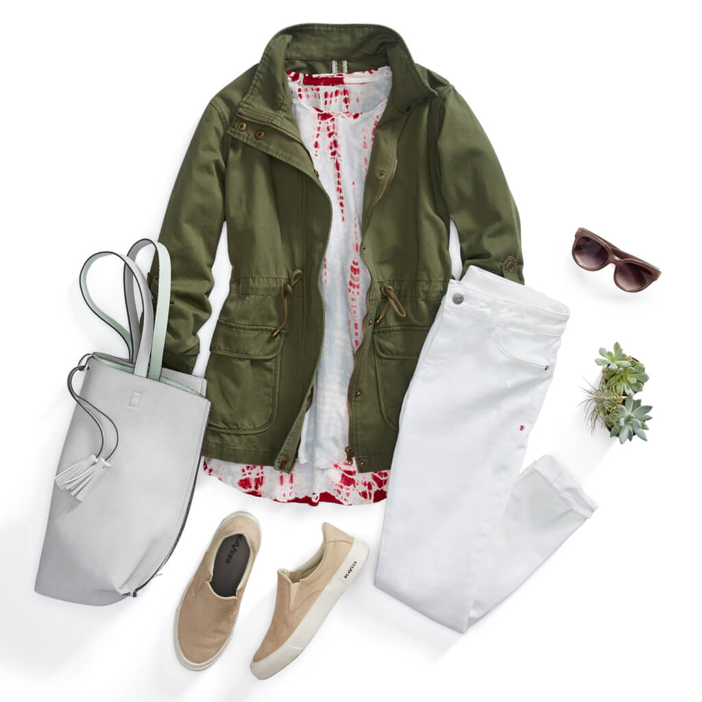 Stylist Tip: Camp In Style