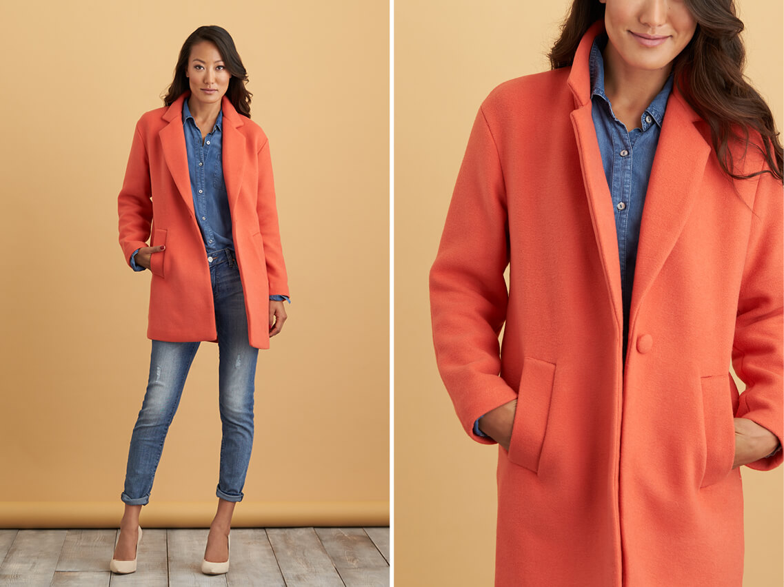 Your Fall Coat Guide