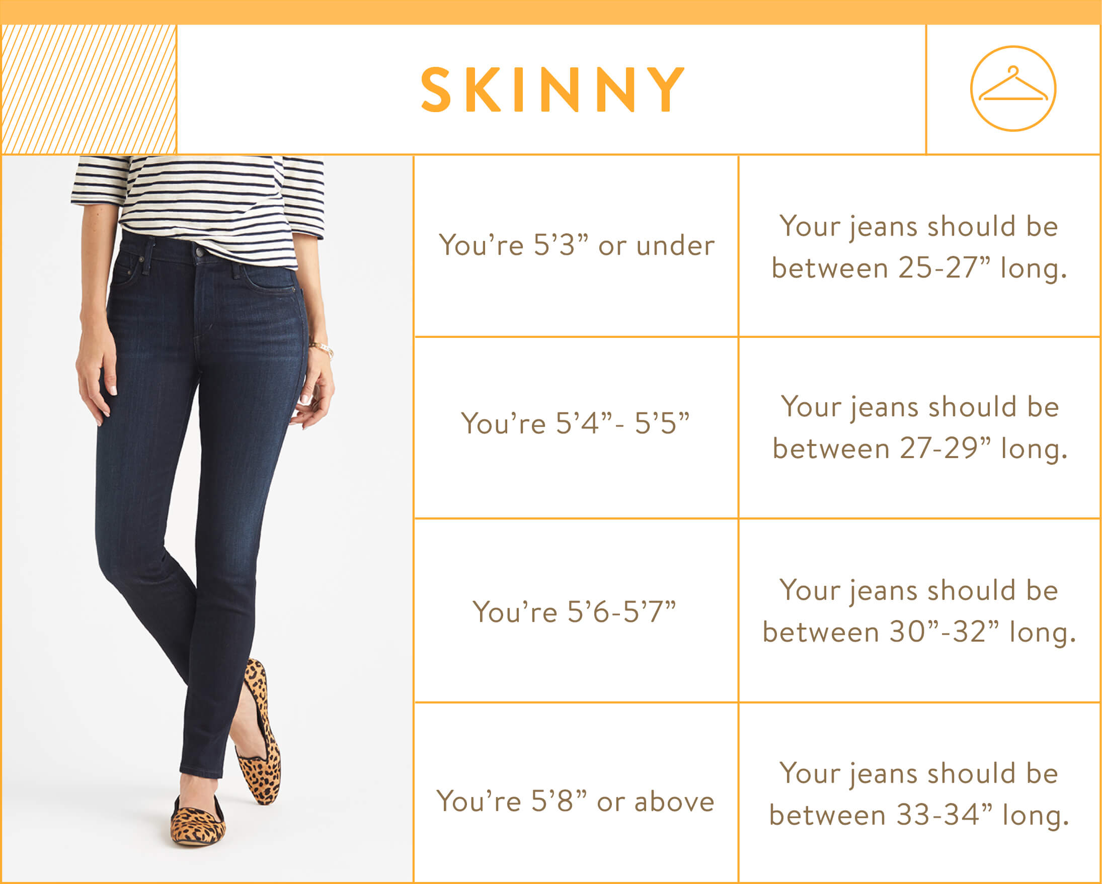 Jeans Size Charts for Men. What size is a 30 in jeans, what a 32? Use our perfect-fit jeans calculator to convert any waist size to the corresponding US standard jeans size. In this jeans size conversion chart, you will find an overview of jeans sizes for men and boys.