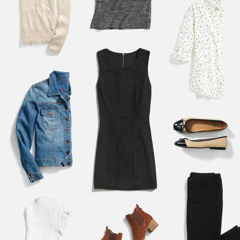 e0c22d13f 12 Wardrobe Essentials for Your Lifestyle